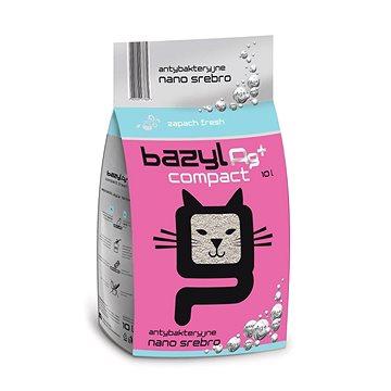 Bazyl Ag+ Compact bentonite Fresh 10L (5902020577348)
