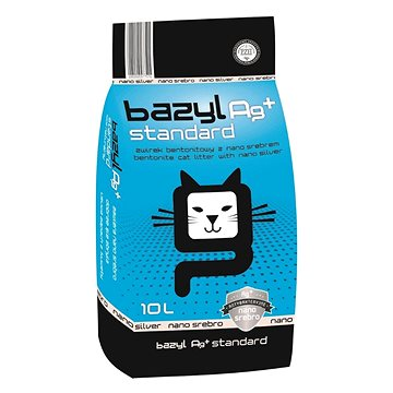Bazyl Ag+ Standard bentonite 10L (5902020577515)