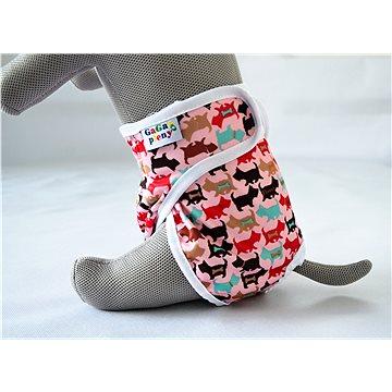 GaGa's pleny Kalhotky pro psy Růžové (CHPak9005nad)