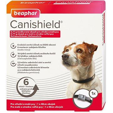 Beaphar Canishield pro malé a střední psy 48 cm (8711231172979)