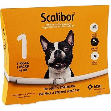 Scalibor pro malé a střední psy 48 cm (8713184037466)