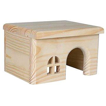 Trixie Domek s rovnou střechou pro křečky 15 × 12 × 15 cm (4011905612614)