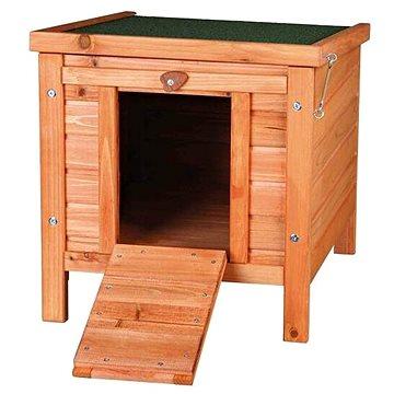 Trixie Dřevěný domek Natura pro morče a králíka 42 × 43 × 51 cm (4011905062396)