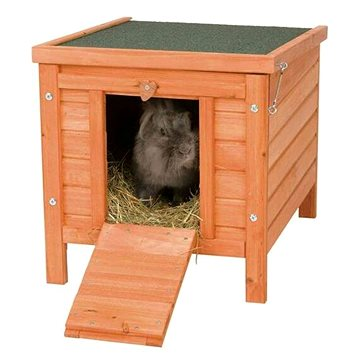 Trixie Dřevěný domek Natura pro králíka 60 × 47 × 50 cm (4011905623924)