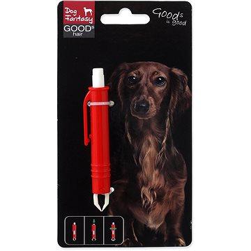 DOG FANTASY Pinzeta DF na klíšťata plast 9cm (8595091798490)