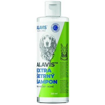 ALAVIS Extra Šetrný Šampon 250ml (8594191410110)
