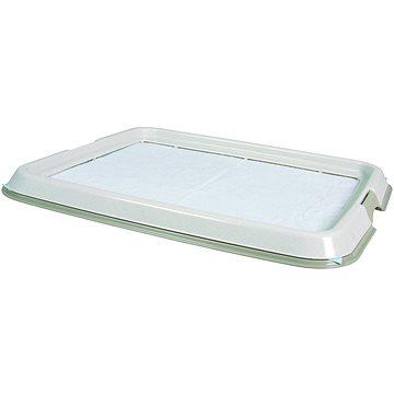 Trixie Plastové WC na pleny pro štěňata 65 × 55 cm (4011905234168)