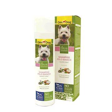 GimDog Šampon bílá srst 250 ml (4002064504711)