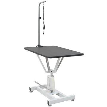 Shumee Hydraulický Stůl na stříhání psů výškově nastavitelný, otočný (8718475874881)