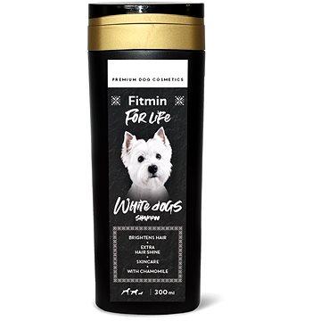 Fitmin FFL Shampoo White dogs 300 ml (8595237013258)
