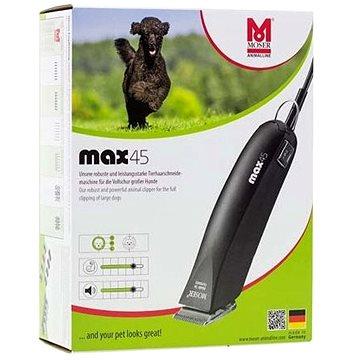 Moser Max 45 Stříhací strojek 230V 50-60Hz 45W hlavice 3mm (4015110002260)
