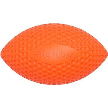 PitchDog Sport Ball míč pro psy oranžový 9 cm (4823089302577)