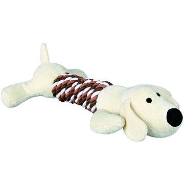 Trixie pes/hroch plyšový aportovací 32 cm (4011905358949)