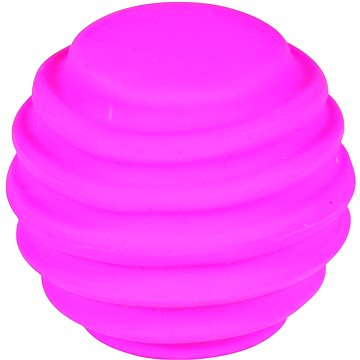 Trixie Flexi míček s drážkami mix barev 6 cm (4011905344812)