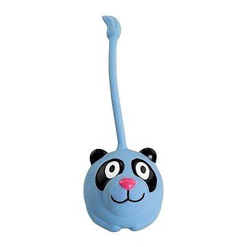 Trixie Hiphop Panda míček s ocáskem pískací 8 × 20cm (8596410425868)