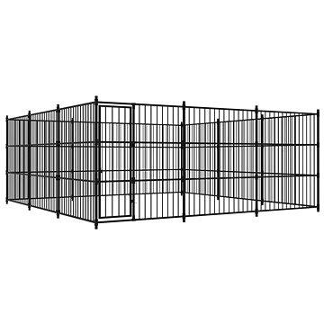Shumee Psí kotec venkovní 450 × 450 × 185 cm (8719883769677)