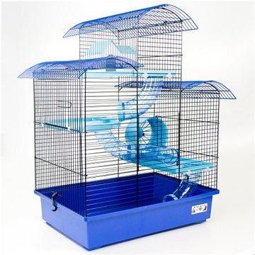 Cobbys Pet Hamster Castle klec pro hlodavce 54 × 38 × 64,5 cm (8586013505302)