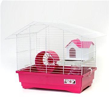 Cobbys Pet Criceto House klec pro hlodavce 49,5 × 32,5 × 38 cm (8586013505197)