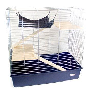 Cobbys Pet Ferret klec pro fretky 80 × 44 × 80 cm (8586016566492)