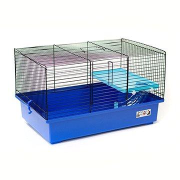 Cobbys Pet Roddy Hamster III pro křečky 31 × 49 × 29 cm (8586013507757)
