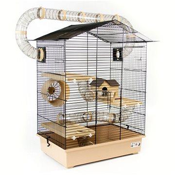 Cobbys Pet Roddy Natur Palace pro křečky 74 × 40 × 76 cm (8586016566461)