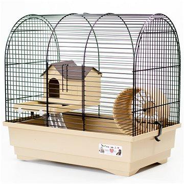 Cobbys Pet Roddy Natur Oval klec pro křečky 40 × 25,5 × 39 cm (8586013505210)