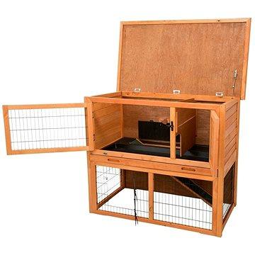 Trixie Králíkárna s výběhem 116 × 97 × 63 cm (4011905623023)