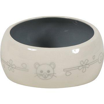 Zolux Miska keramická béžová 200 ml (3336022061048)