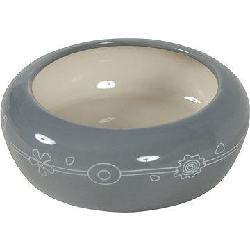 Zolux Miska keramická šedá 250 ml (3336022061031)
