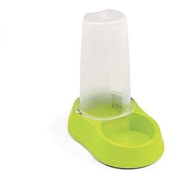 Stefanplast Break Miska na vodu a granule se zásobníkem limetková 0,65l (8003507040977)