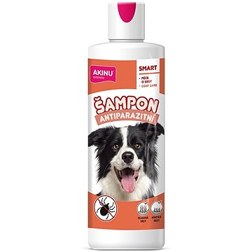 Akinu šampon antiparazitní 250 ml (8595184952006)