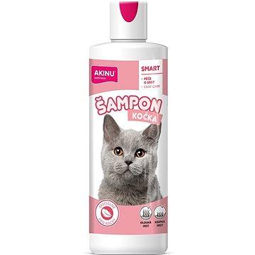 Akinu šampon jemný pro kočky 250 ml (8595184952044)