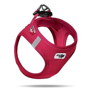 Pet Amour Curli Vest Air-Mesh červený XXXS (7640144825928)