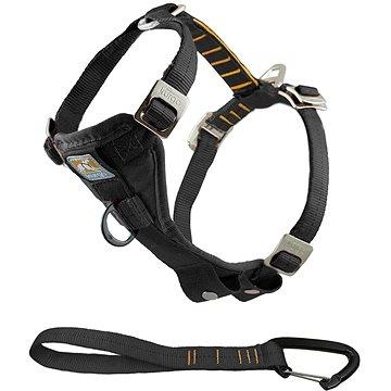 Kurgo Bezpečnostní postroj pro psa s autopásem, černá (CHPrk0396_nad)