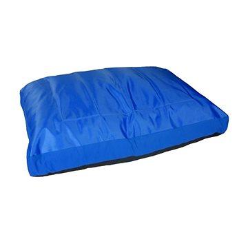 Karlie chladící pelíšek modrý 90 × 60 × 20cm (4016598002261)