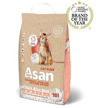 Asan Cat Pure 10 l (8594073070012)