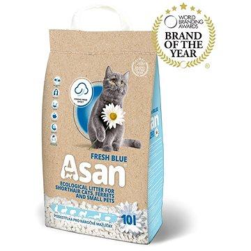 Asan Cat Fresh Blue 10 l (8594073070029)