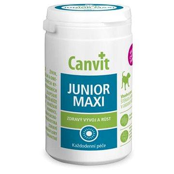 Canvit Junior MAXI ochucené pro psy 230g (8595602533749)