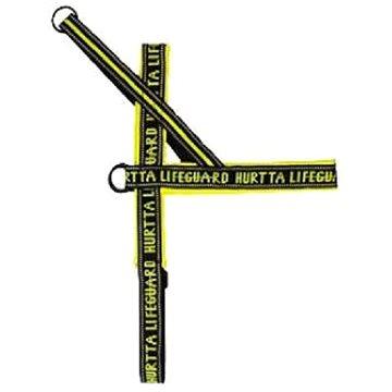 Postroj reflexní Hurtta žlutý 55 (6410329314919)