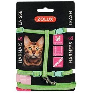 Postroj kočka s vodítkem Zolux (CHPrk2063_nad)