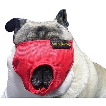 Náhubek fixační s přikrytím očí pro psy L BUSTER (5703188234438)