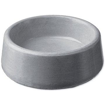 TVAROH Miska beton kulatá 0,4 l (8595129102220)