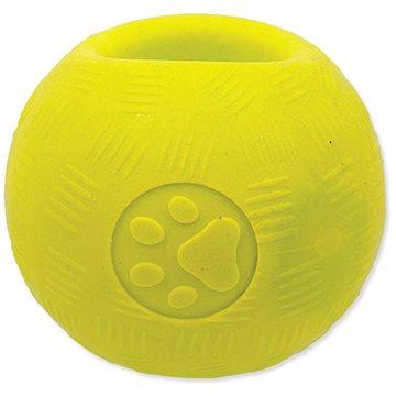 DOG FANTASY hračka strong foamed míček guma 6,3 cm (8595091784554)