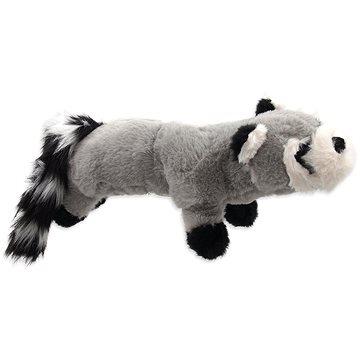 DOG FANTASY hračka plush pískací mýval černé tlapky 45 cm (8595091792030)