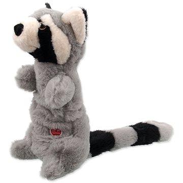 DOG FANTASY hračka plush pískací mýval 45 cm (8595091792061)