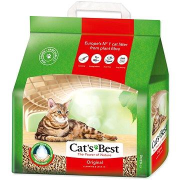 JRS kočkolit cats best original 10 l / 4,3 kg (4002973000168)