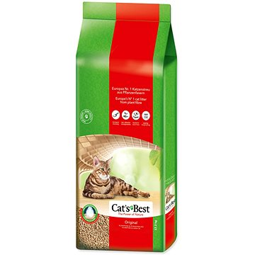 JRS kočkolit cats best original 40 l / 17,2 kg (4002973000199)
