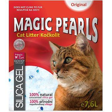 MAGIC PEARLS kočkolit original 7,6 l (8595091740338)