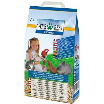JRS kočkolit cats best universal 7 l / 4 kg (4002973000625)