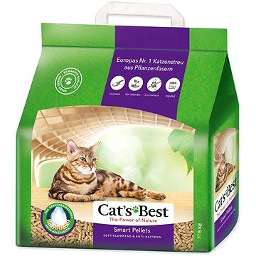 JRS kočkolit cats best smart pellets 10 l / 5 kg (4002973000885)